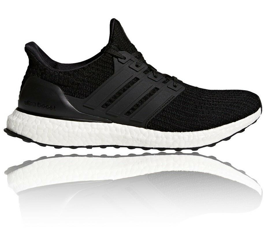 Adidas 8.5 UltrarenObligerr Homme Noir Taille 8.5 Adidas Baskets Sneakers Chaussures- 33c1ea
