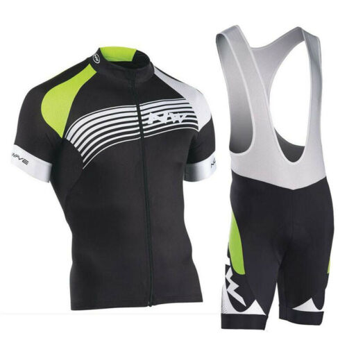 2019 summer Team bike clothing men cycling Jersey bib shorts set bicycle Outfits