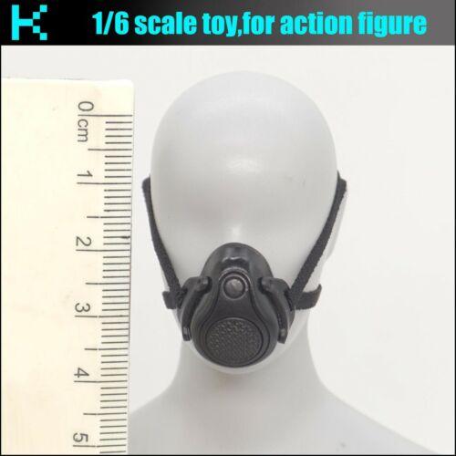 Y12-25 1//6 scale ES AD.2050.I dark version banshee Futuristic Assault Mask
