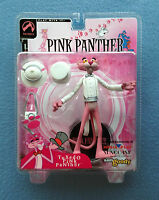 Rare White Tuxedo Pink Panther Palisades Suncoast Exclusive Figure