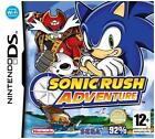 Sonic Rush Adventure (Nintendo DS, 2007)