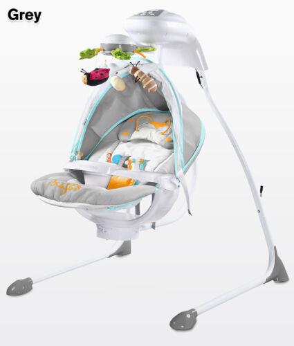 BUGIES CARETERO Elektrisch Babywippe Schaukelwippe Kinder Schaukel Baby Wippe