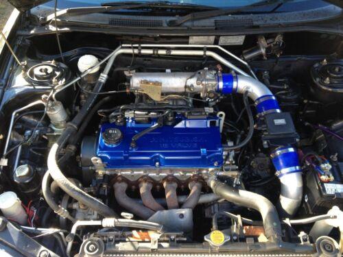 Racing Sport Aluminum Throttle Body 72mm Mirage 4G92 4G93 1.8L SOHC 1997-2002