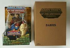 Motu Classics Darius  Masters of the Universe MIB