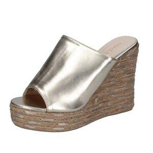 Caricamento dell immagine in corso scarpe-donna-SARA-LOPEZ-37-EU-sandali -oro- c7d459db80e