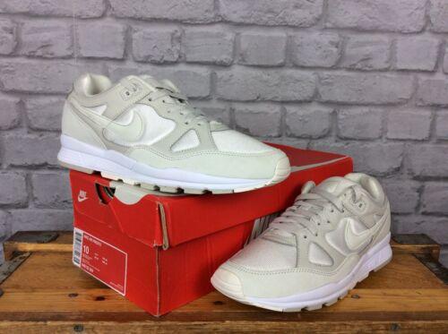 Nike 7 deporte Mens de Zapatillas claro 42 Eur Airspan Uk Ii Blanco Max Gris 5 wCEqfCF