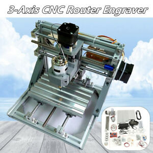 Mini-3-Axis-Laser-CNC-1610-Engraving-Machine-Pcb-Milling-Wood-Carving-Router