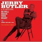 He Will Break Your Heart/Jerry Butler, Esq. by Jerry Butler (CD, Oct-2012, Soul Jam)