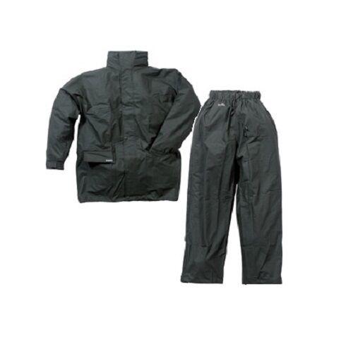 Angelsport 20-54 Ocean Komfort Stretch Set Tarnung oder Schwarz/Hose & Jacke
