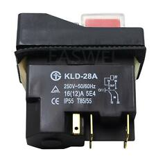 Electric On Off Switch For Belle Minimix 140 150 Cement Concrete Mixers Kld 28a