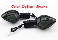 Front Rear LED Turn Signal Indicator Lights For Yamaha MT-01 MT-03 MT-07 MT-09