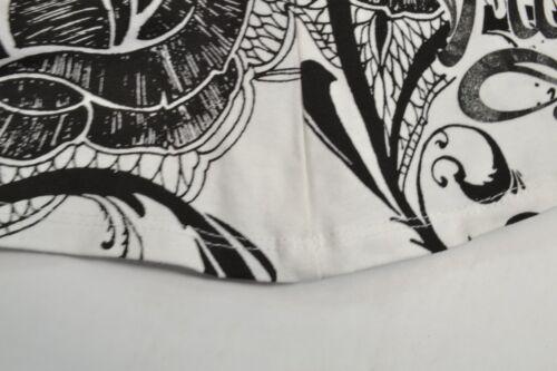 Metal Mulisha JANIS TANK Optic White Black Spaghetti Strap D Junior/'s Tank Top