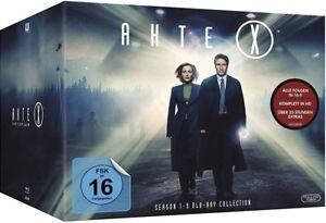 AKTE-X-Season-1-9-55-Blu-ray-Discs-NEU-OVP
