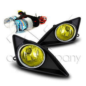 09-10 Corolla Fog Light Diving Lamps w/Wiring Kit & HID Conversion on s 10 suspension, s 10 parts, s 10 drawings, s 10 ignition switch wiring, s 10 engine,