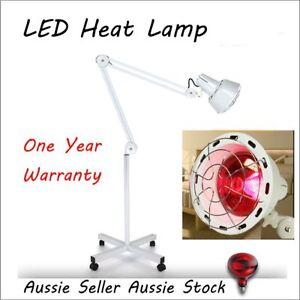 Image Is Loading Infrared Red Heat Lamp Massage Adjustable Temp Slim