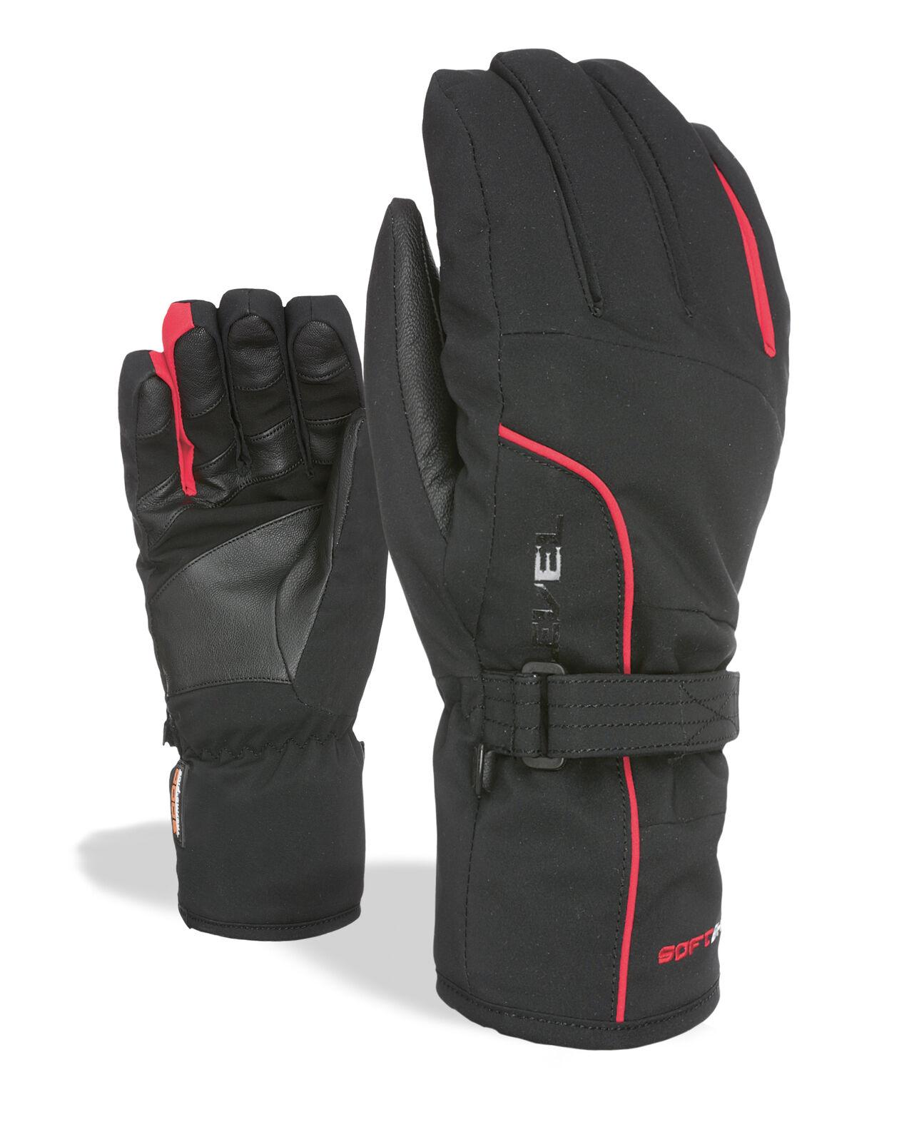Level Handschuh  Action black wasserdicht atmungsaktiv elastisch
