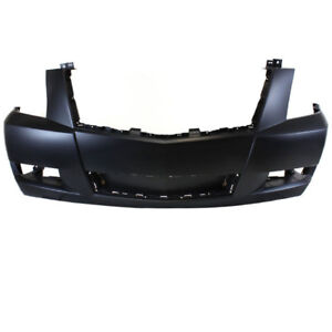 Front Bumper Cover For 2008-2011 Cadillac STS Primed Plastic