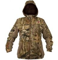 Scentblocker Sola Women Protec Hd Jacket Trinity Fleece Mossy Oak Size Large