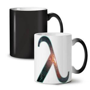 Lambda Space Geek Smart NEW Colour Changing Tea Coffee Mug 11 oz   Wellcoda