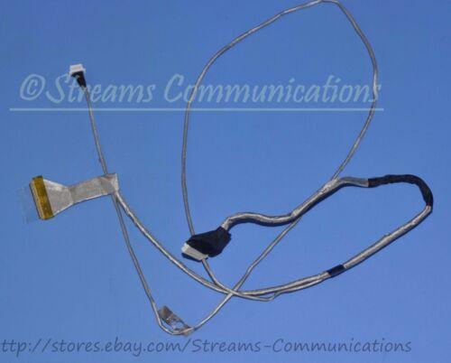 "TOSHIBA Satellite C655C655D 15.6/"" Laptop LED Video Cable"