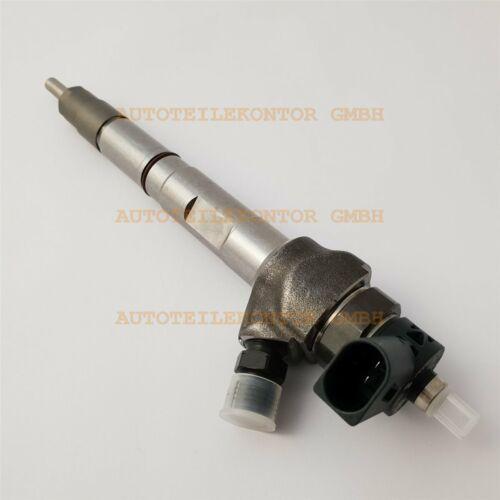 Nueva Bosch boquilla inyector 0445110469 AUDI VW SEAT SKODA 1.6 /& 2.0 TDI