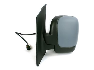 Fiat Scudo 2007-/> Door Wing Mirror Cover Primed N//S Passenger Side Left