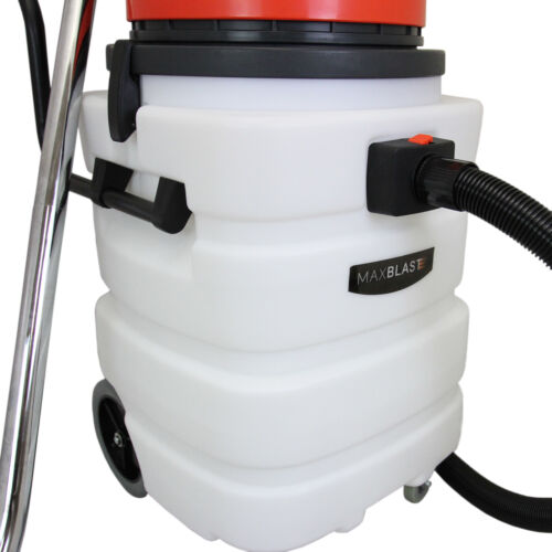 Industrial Vacuum Cleaner 90l 3000w Dry and Wet Metal
