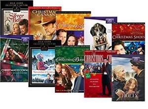 Hallmark Christmas Movies On Dvd 10 Film Set 2019 Ebay