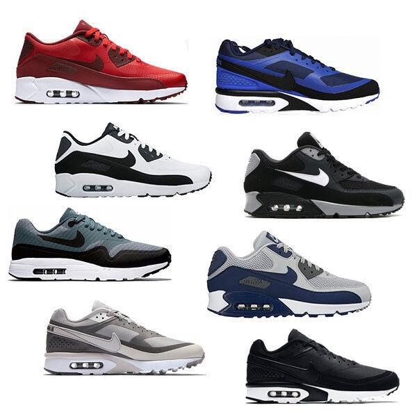Nike Air Max Classic 1 90 ultra 2.0 Essential 1 Classic 2017 Command BW Chaussures sneaker NEUF- Chaussures de sport pour hommes et femmes 9edba4