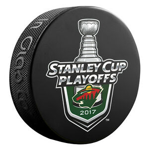 Image Is Loading 2017 NHL Minnesota Wild Stanley Cup Playoffs Commemorative