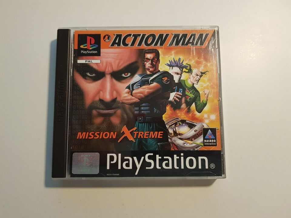 Action Man, PS