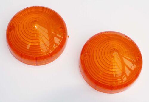 Paar Lucas Typ L691 Bernstein Blinker Gläser 517266,für Margan Scimitar Ac /& Imp