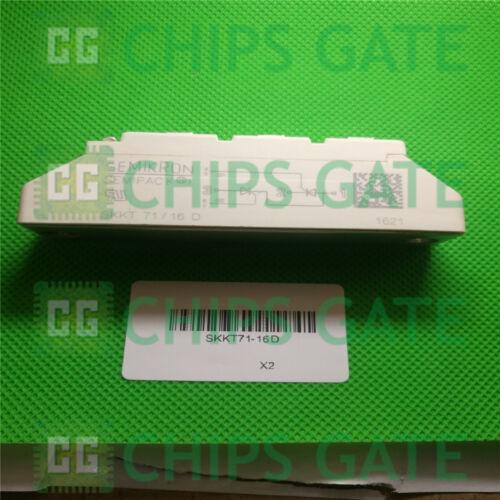 1PCS nouveau SKKT 71//16D SKKT 71-16D SKKT 7116D SEMIKRON Module