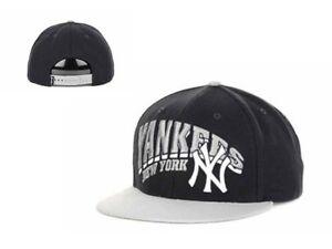 9f4713cb152 NWT New MLB New York Yankees  47 Brand Arch Banner Snapback Cap Hat ...