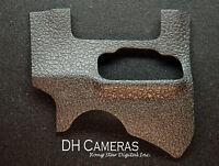 Canon Eos 650d T4i Left Black Grip Rubber Cover Cb3-8337-000 / Cb5-1012-000