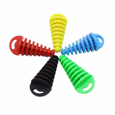 Wash Plug Silencer Muffler Exhaust Pipe ATV Dirt Bike QUAD 2 Stroke 12.5-35mm