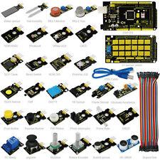 keyestudio New Sensor Kit for Arduino Starter with 2560 R3 Board + Manual