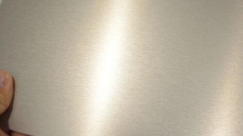 Thermomix® Gleitbrett TM5 TM31 TM6 TM21 Alunox 1.5 mm Edelstahl optik