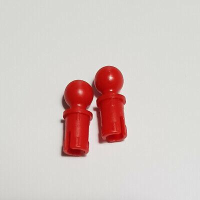 44809 neu LEGO Technik Pin-Verbinder senkrecht 2 x 2 4 x rot