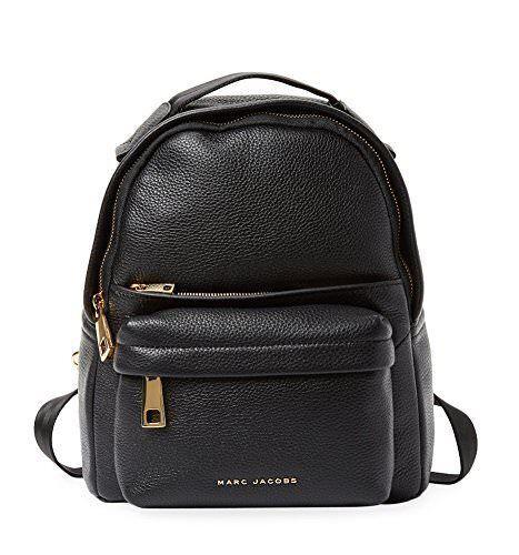 3e152e1d79a Marc Jacobs Black Nylon Small Varsity Backpack M0013945 001   eBay