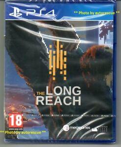 """El largo alcance """"Nuevo y Sellado' * PS4 (cuatro) *"""