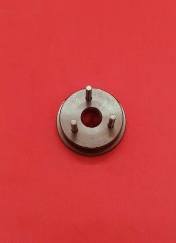 From Kit KYOSHO INFERNO MP10//MP9//TKI3//TKI4// 32MM FLYWHEEL GUNMETAL IF432