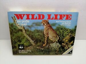 Wild-Life-de-Ravensburger-juego-de-mesa-clasicos-social-familias-ninos