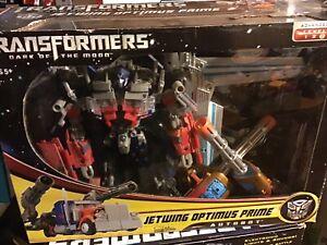 Transformateurs de Hasbro sombre de la lune Mechtech Ultimate Optimus ... 653569601777