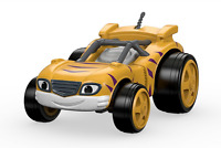 Fisher-price Nickelodeon Blaze & The Monster Machines Race Car Stripes