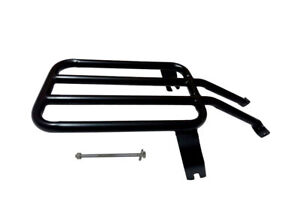 Royal Enfield Classic Black Rear Luggage Rack Carrier