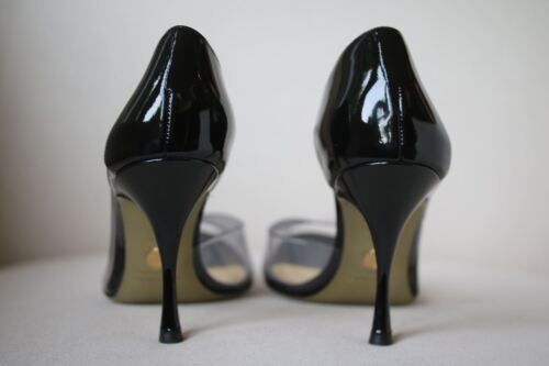 And Dolce Uk bouts ouverts 9 en 6 Us GabbanaEscarpins à plexiglas Eu 39 mO0wvN8n