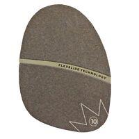 Brunswick Sp-10 Grey Felt Replacement Slide Pad, Rh