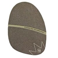 Brunswick Sp-10 Grey Felt Replacement Slide Pad, Rh
