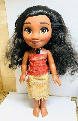 Disney Princess Moana Doll Toddler Singing Talking Doll 14